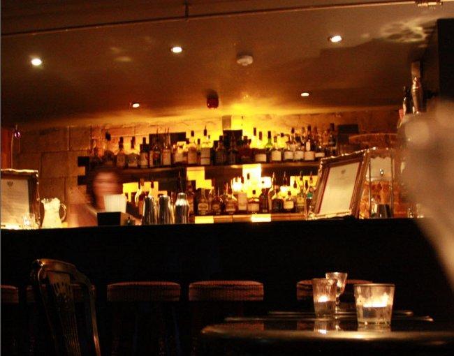 The Jub Jub bar