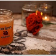 February: Four Roses at Shaker & Co