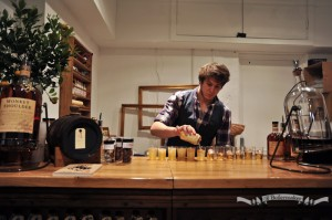 Monkey Shoulder Chocolate Trail (Image courtesy of the boilermaker)